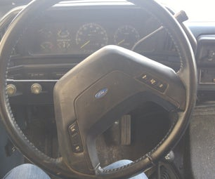 Replace Bronco Ignition Lever