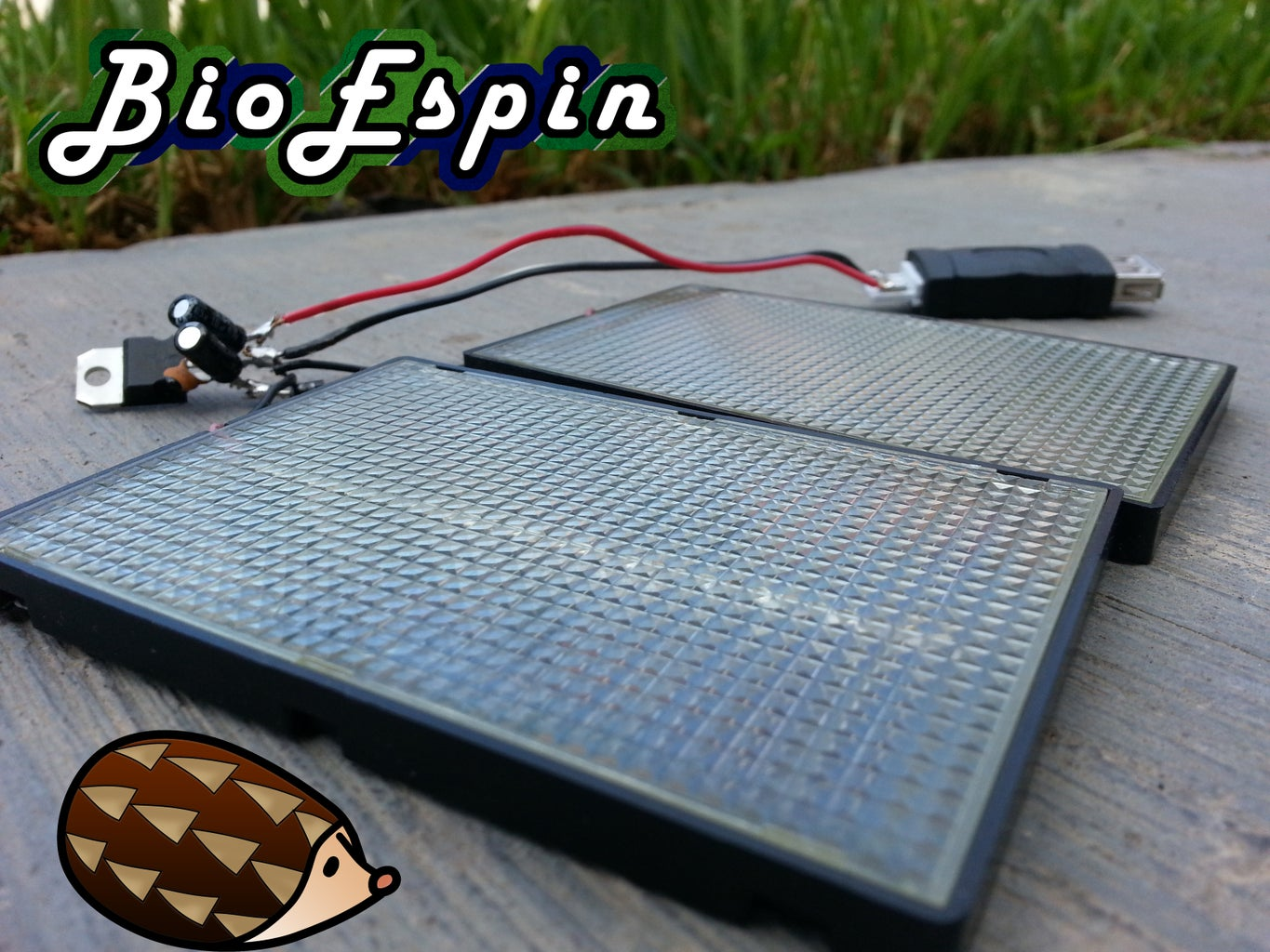 20 Minutes USB Solar Charger!