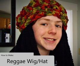 Reggae Wig/Hat