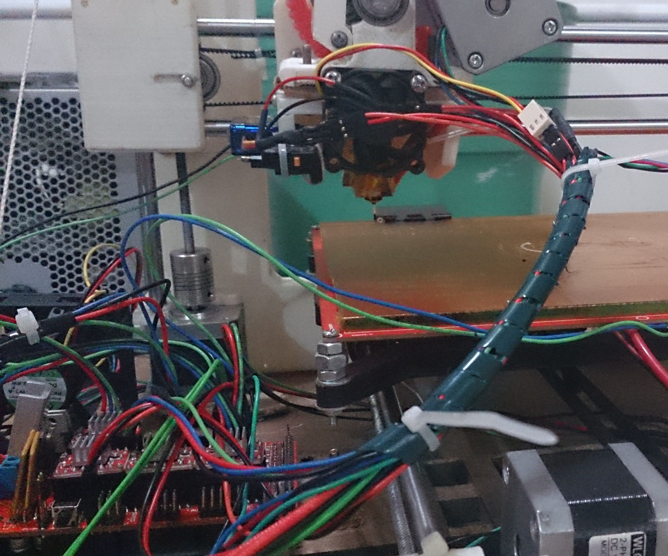Straw Cable/Wire Management Sleeve for 3d Printers and Arduino Projects
