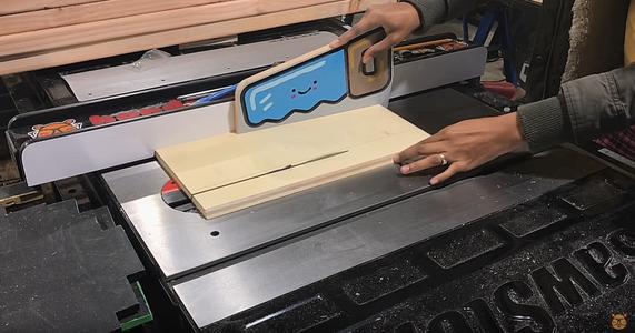 Cut a Sliding Dovetail