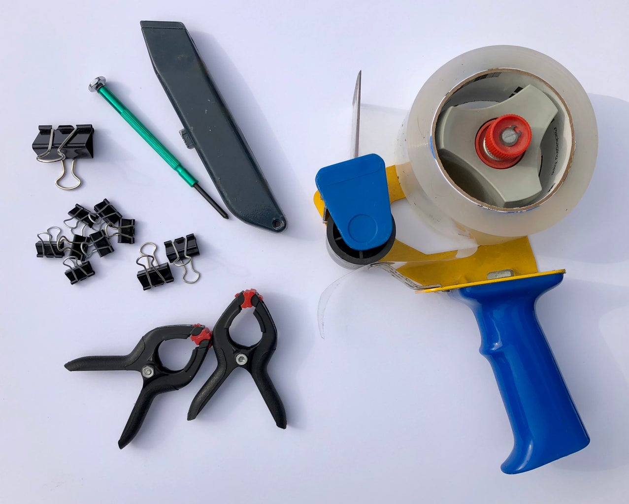 Tools and Clamps