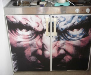 Wolverine or Any Motive on Your Fridge.