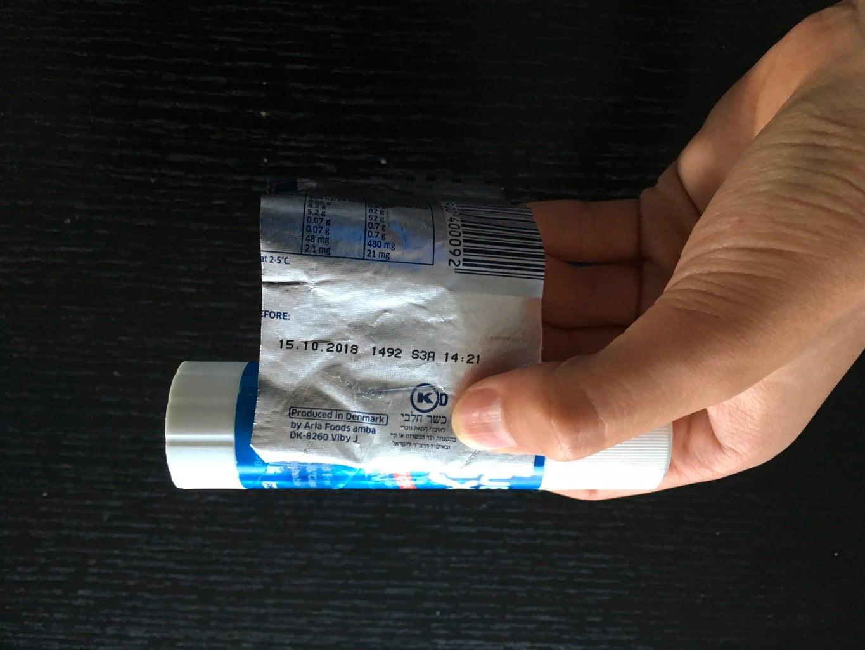 Adding Your Label
