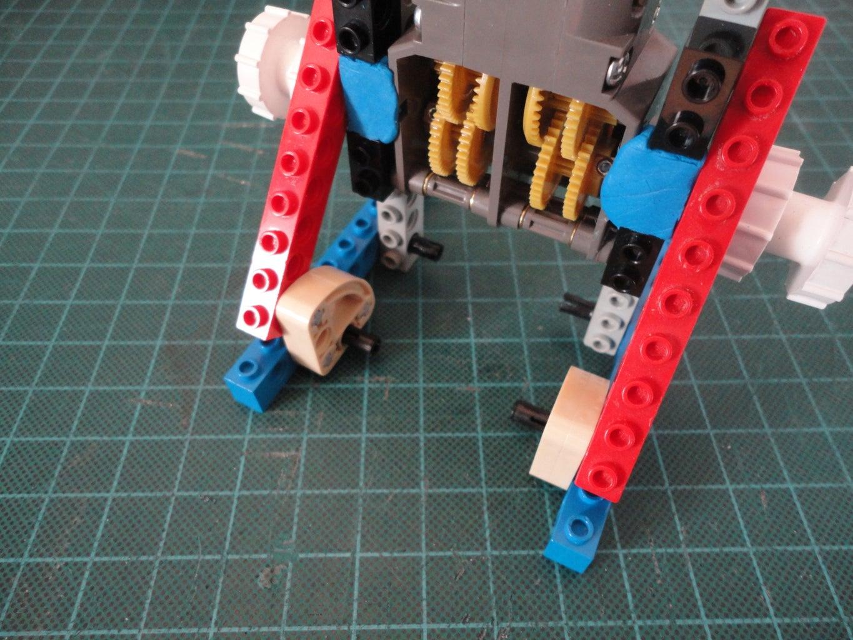 Vertical Frame & Base Constructions