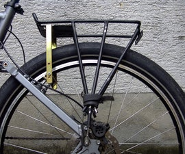 Bike Rack for Full Suspension Mountain Bike