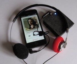 Equalised Headphone Amp for Hearing Impaired