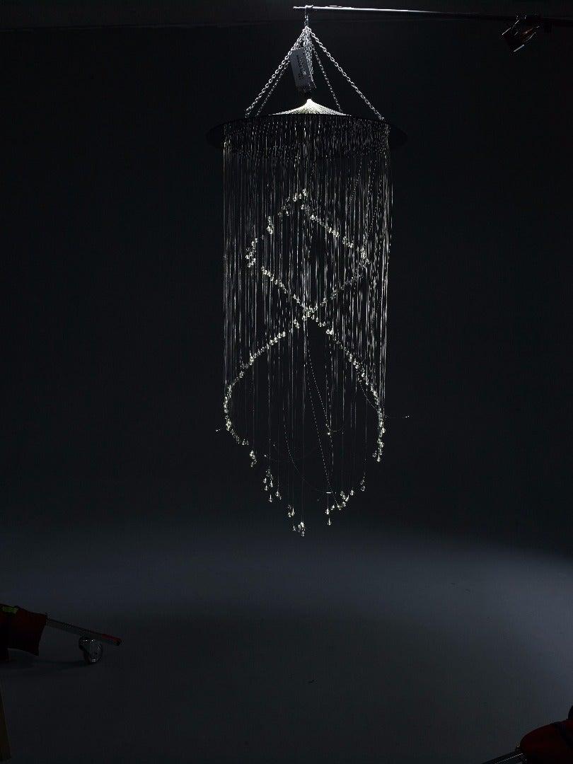 Fiber Optic LED Chandelier