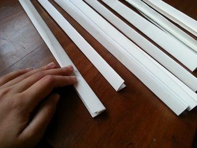 Making Paper Strips