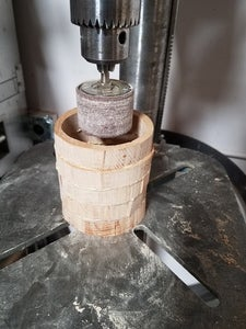 Shaping the Inner Diameter of the Cup
