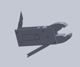 3D Printed Multitool/Pocket Knife