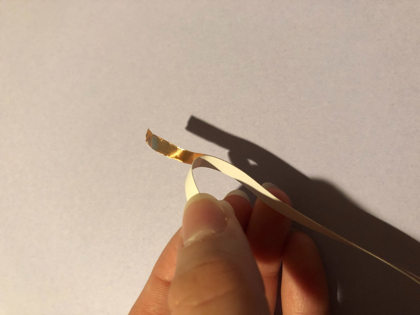 Step 3: How to Use Copper Tape