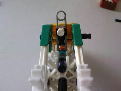 The Body and Firing Mechanism / Adding the Handle to the Body - Part 2