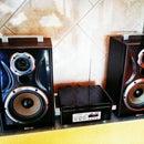 Radio and Speakers