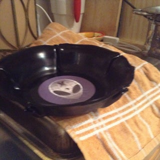 How to Make Vinyl Record Bowl
