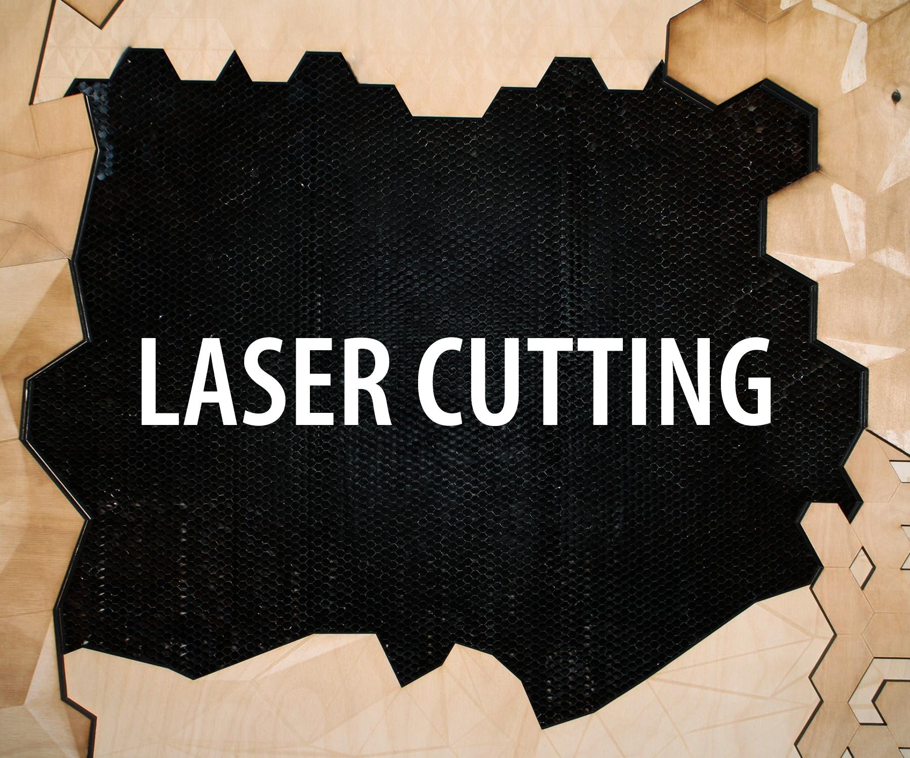 Laser Cutting Class
