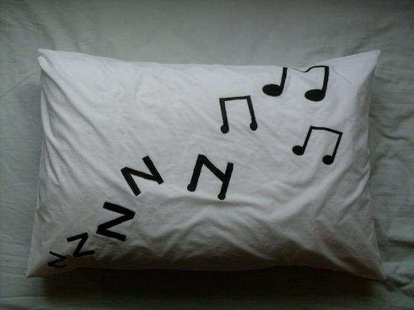 Pillow Speaker