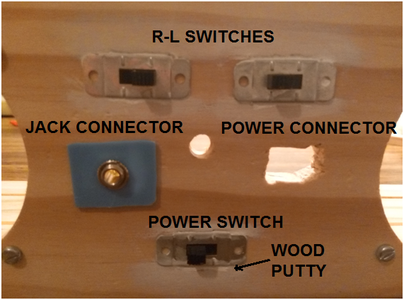 Wood Box. Process
