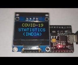 COVID-19 Dashboard (Simple & Easy)