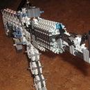 Bakenbitz Knex AK-47 Model