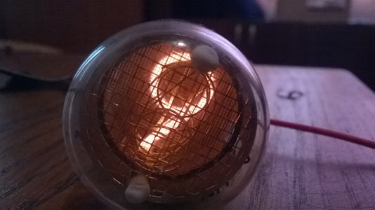 The Preamp and IN-4 Nixie