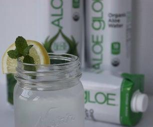 Refreshing Aloe Vera Beverage