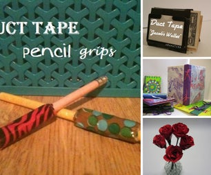 Duct Tape Projects