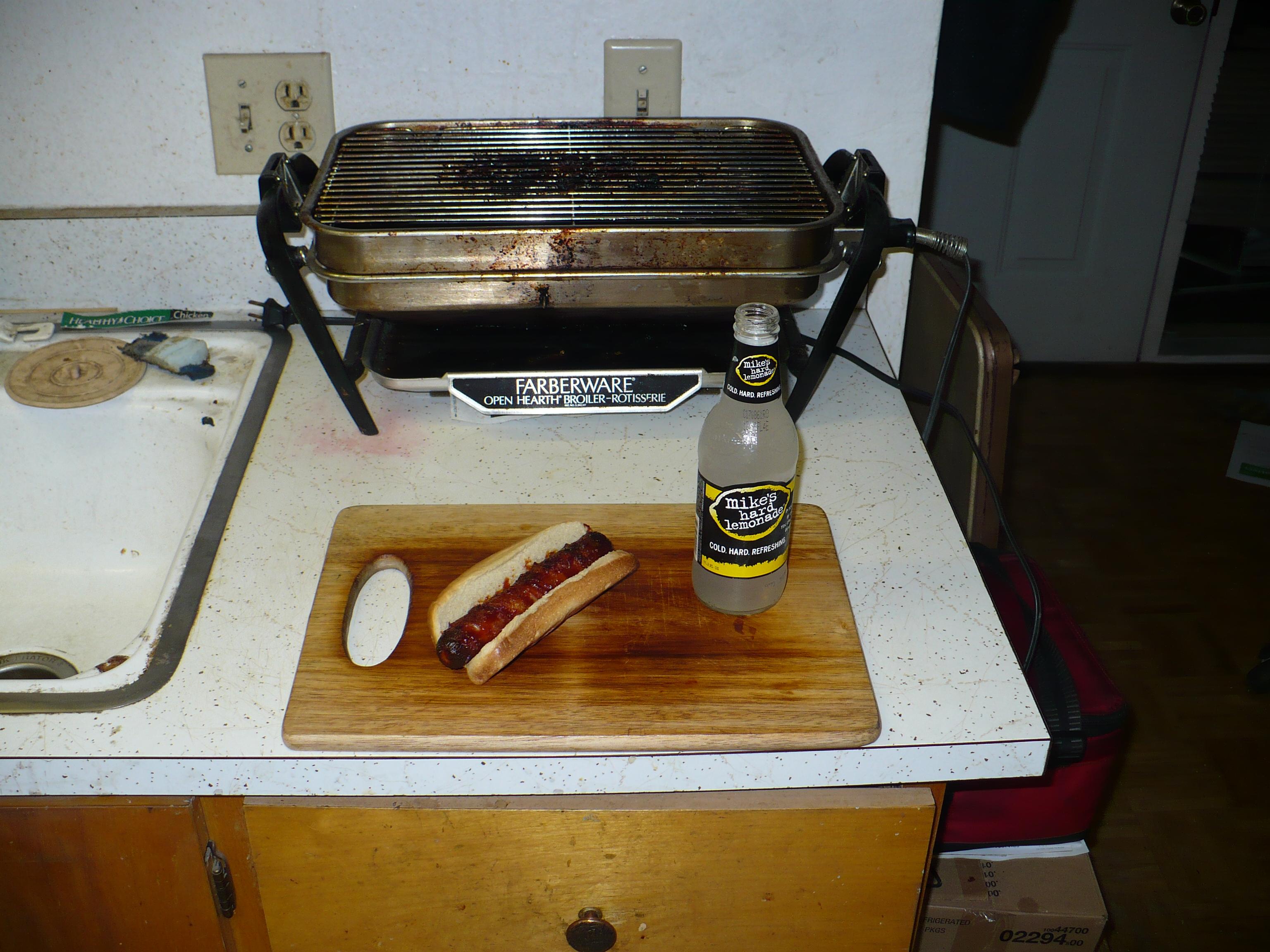 Sonoran Hotdogs   AKA Bacon Dogs