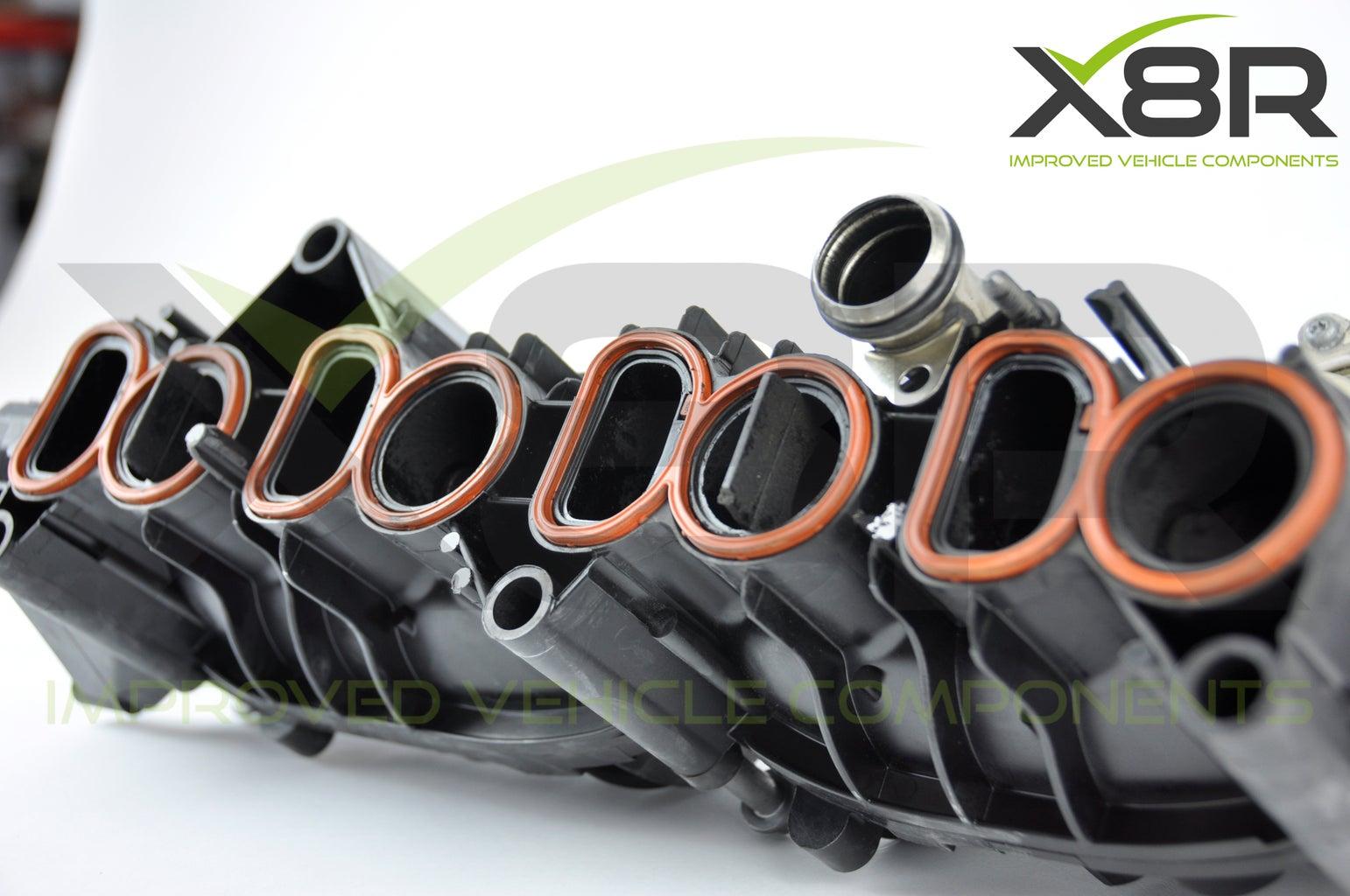 Install New Manifold Gaskets