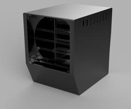 Raspberry Pi Super Computer Cluster Case