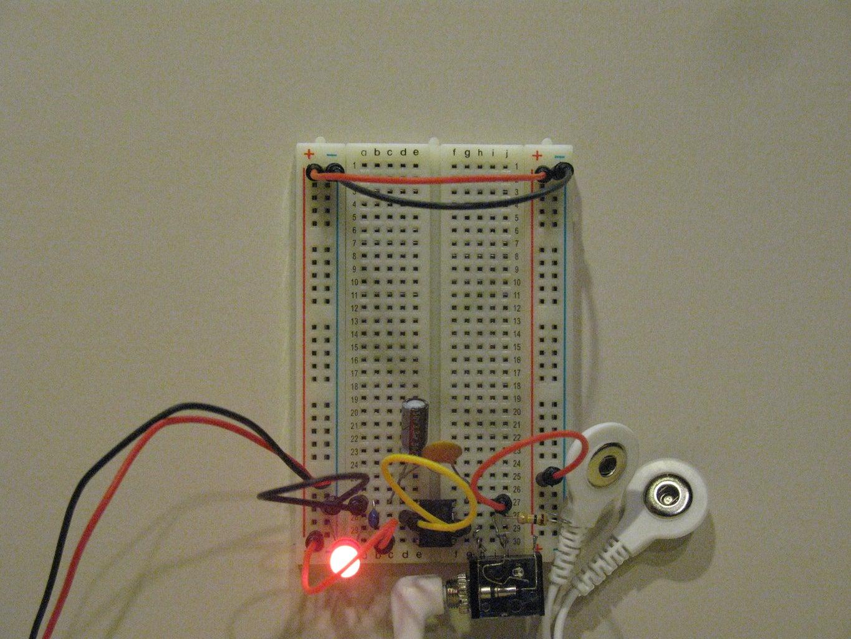 Testing the Galvanometer