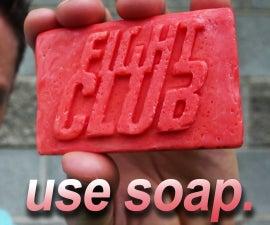 打俱乐部肥皂!(培根*排水清洁剂*肥皂)