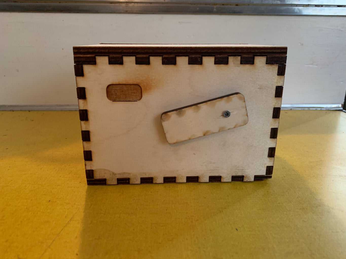 Making a Pinhole Camera With a Laser Cutter