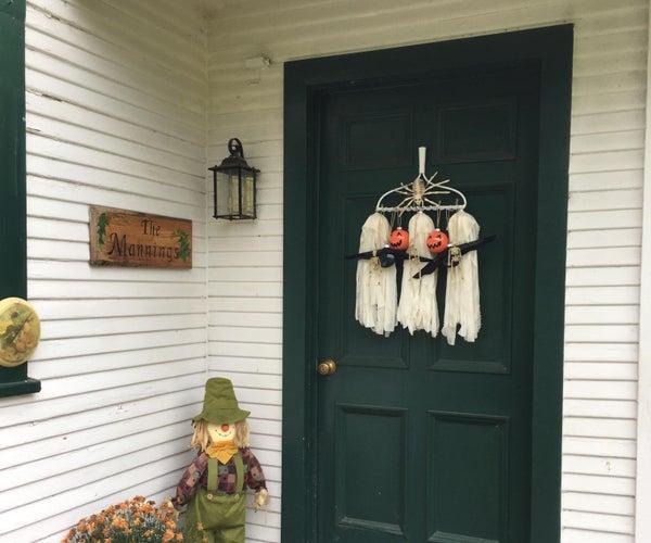"Halloween ""Wreath"""