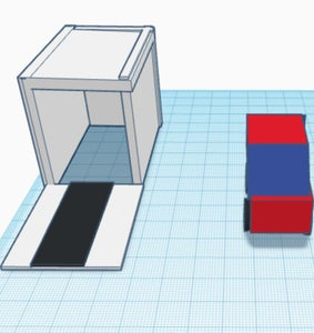 Making the Garage and the Car