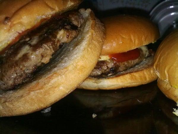 Beef Burger's