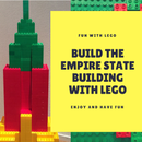 Empire State Building With Lego