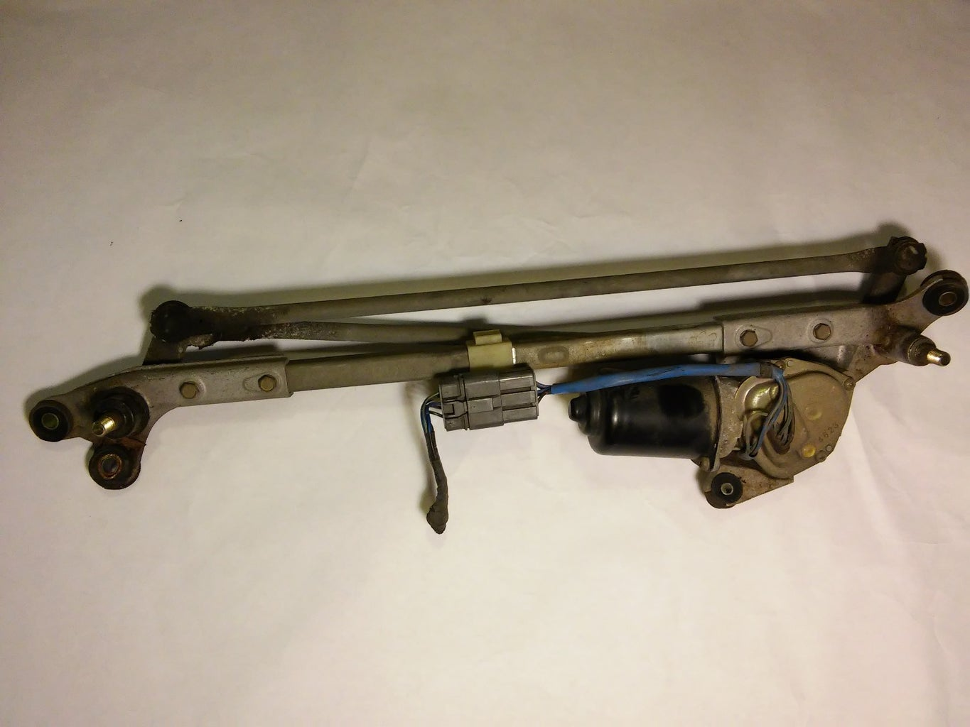 Harvest Windshield Wiper and Motor