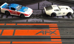 How to Clean HO Scale Slotcar Track.
