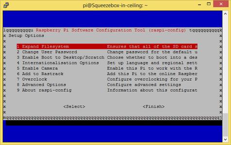 Raspberry Pi Setup