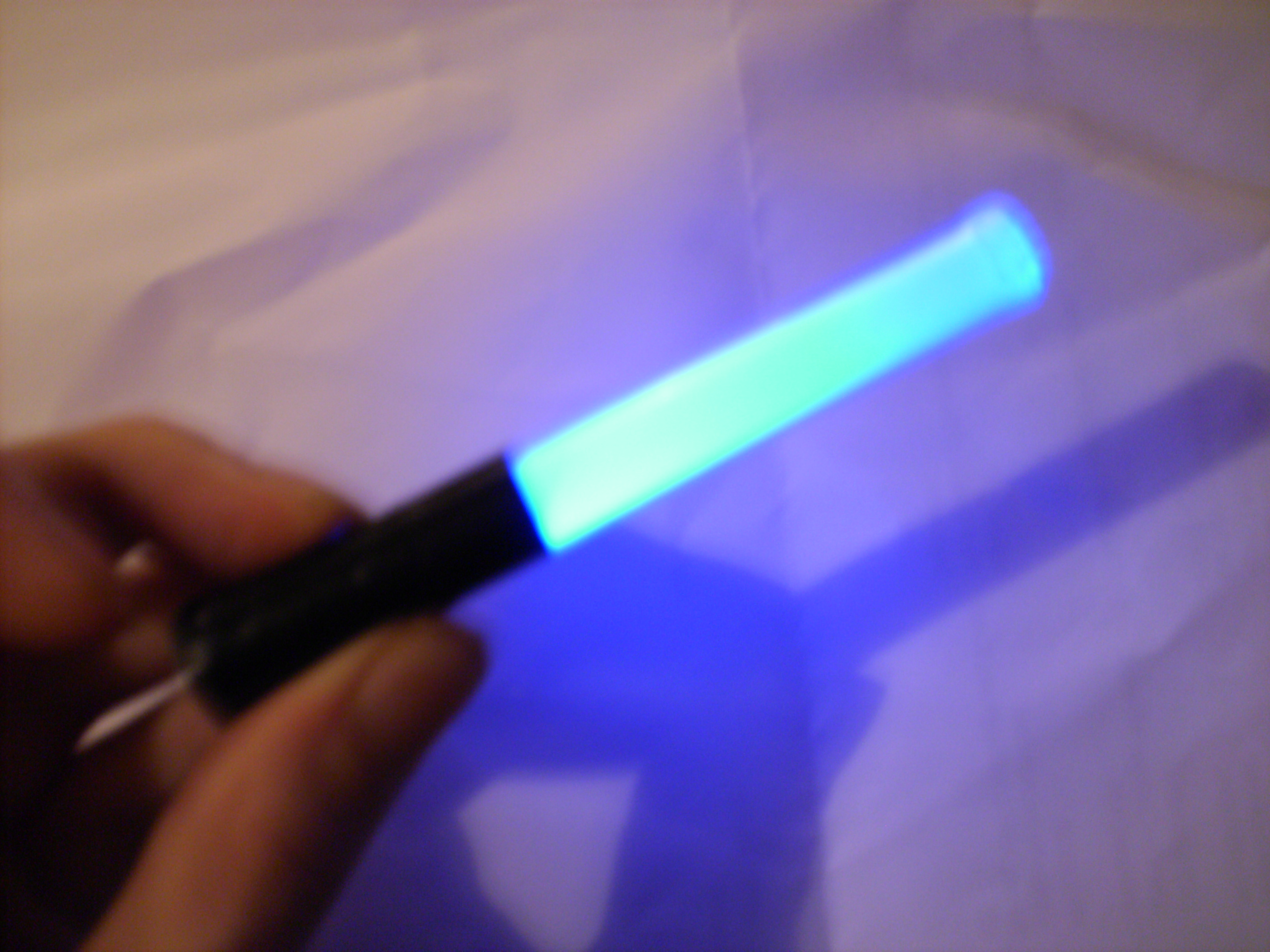 Pocket LED Light (like a lightsaber a bit.. kinda usefull)