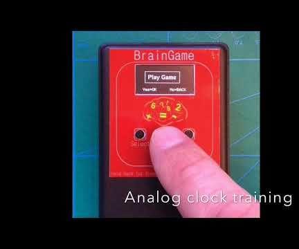 Arduino BrainGame
