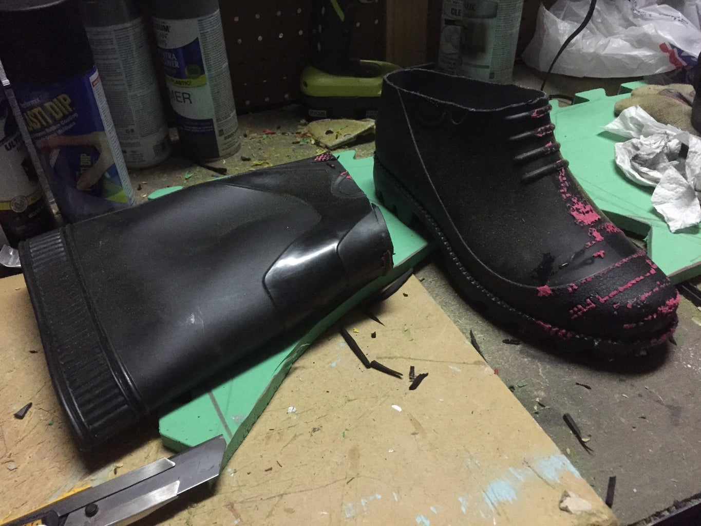 Make Some Boots