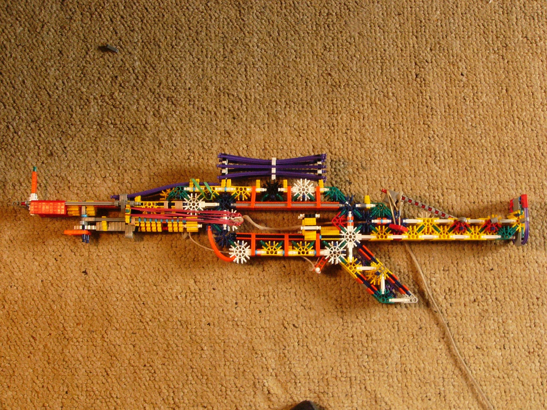 gorkems sniper rifle Mod
