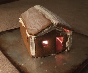 The Engineer's Gingerbread House
