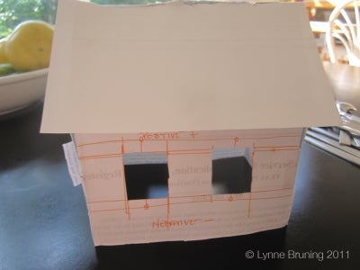 Draft House Plans and Wiring Diagram