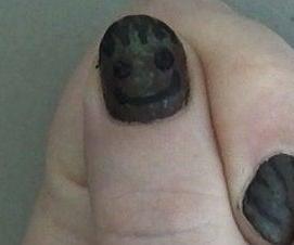 Groot Nail Art