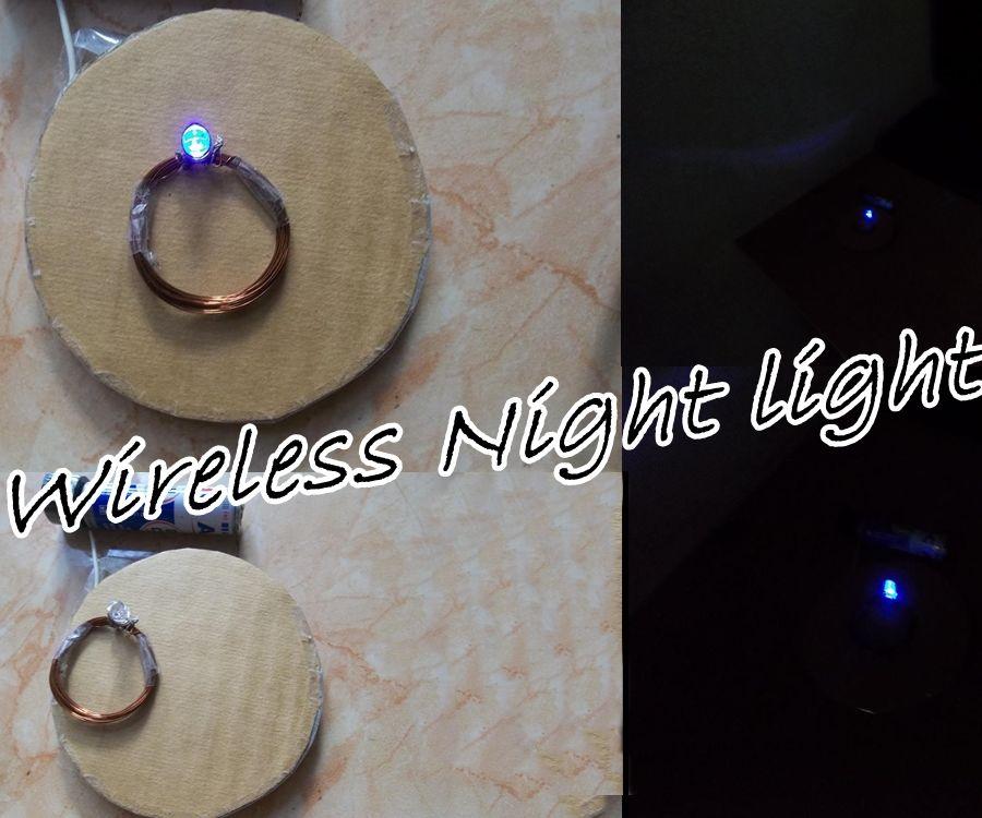 Wireless Night Light