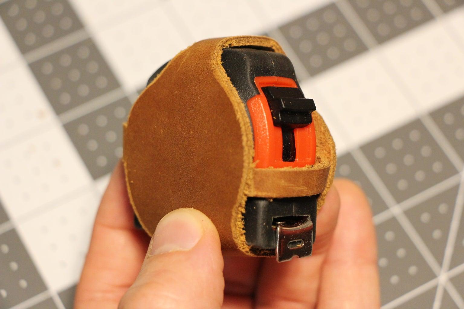 Preparing the Leather