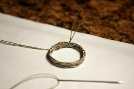 Finishing Your Ring